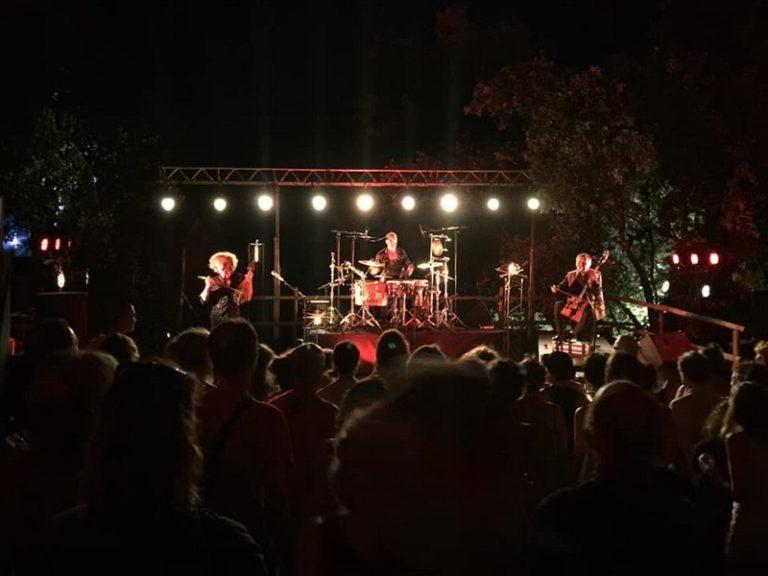 festivals, domaine de Salente