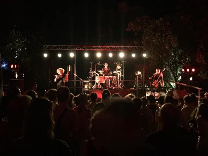 Festivals d'été, Domaine de Salente, Hérault