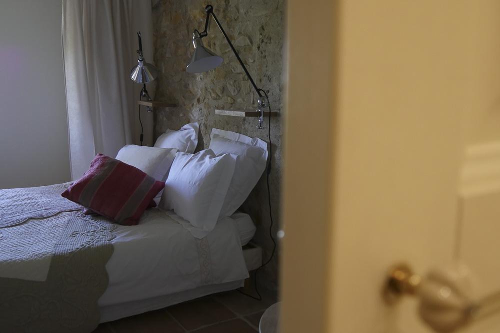 chambre Ô pied de l'Oliveraie