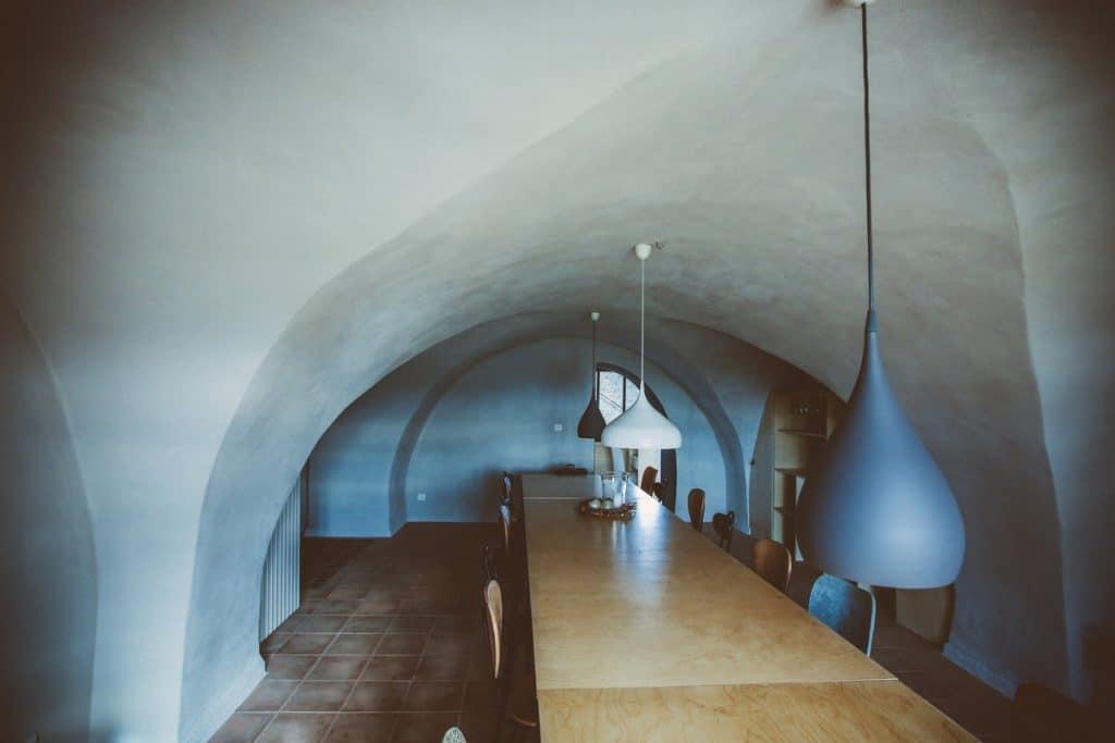 Salle à manger au Domaine de Salente, Hérault (34150)