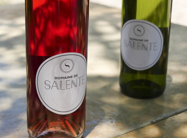 Vins du Domaine de Salente, Hérault (34150)